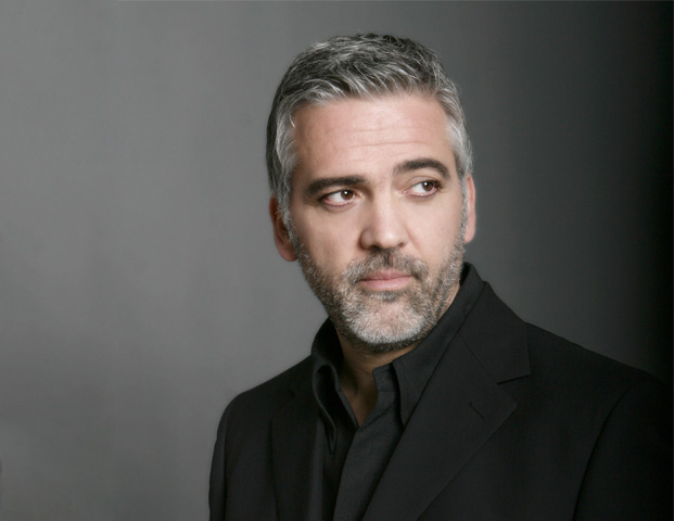 Tiziano as George Clooney - Artisca