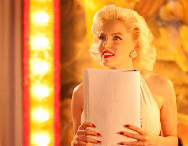 Suzie as Marilyn Monroe - Artisca