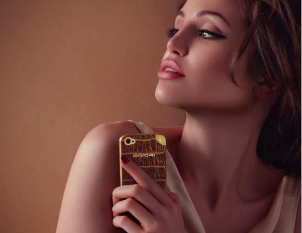 Lina as Angelina Jolie - Artisca